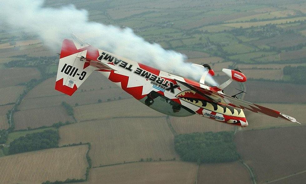 Utter Nutter Extreme Aerobatic Flight