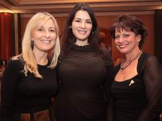 With Nigella Lawson & Fiona Phillips