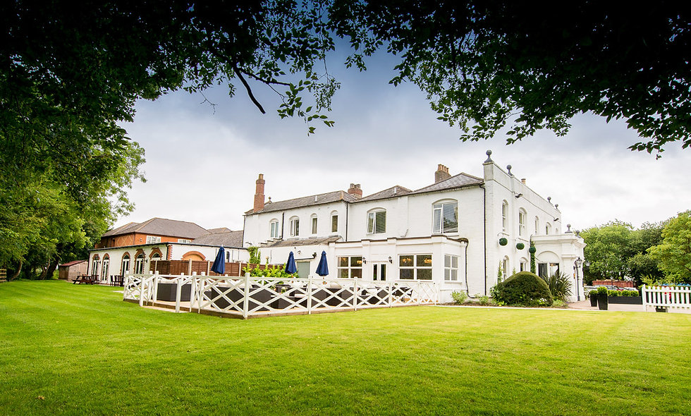 One Night Break with Dinner at Woughton House