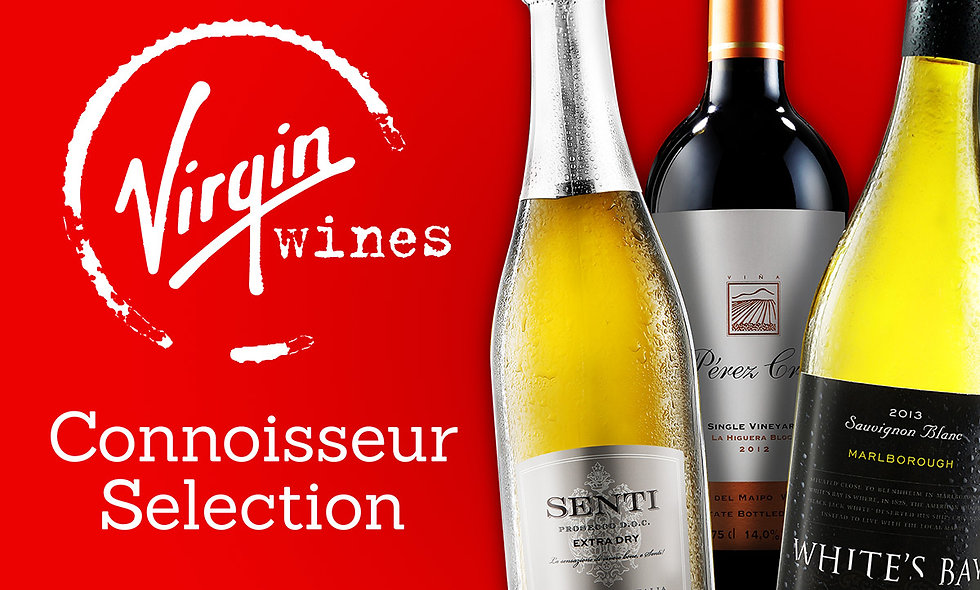 Virgin Wines Connoisseur Selection