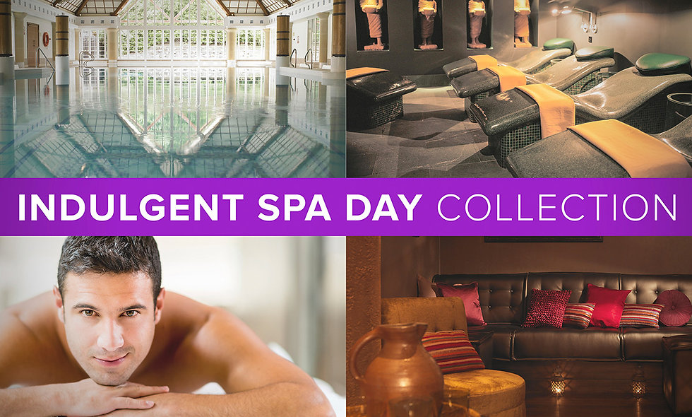 Indulgent Spa Day Collection
