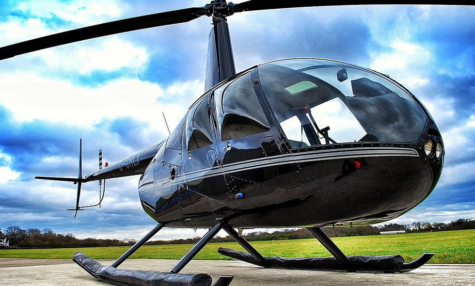 15 mile Helicopter Pleasure Flight