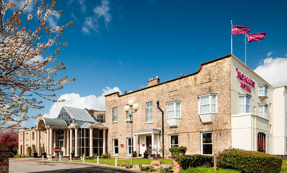 Two Night Break for Two at the  Mercure York Fairfield
