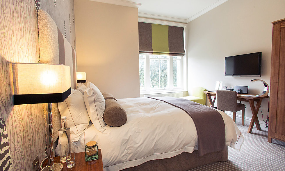 One Night Coastal Escape for Two at the Luxury 4* Green House Hotel