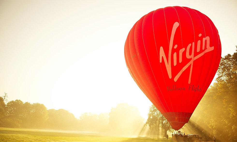 Virgin Celebration Hot Air Ballooning for One