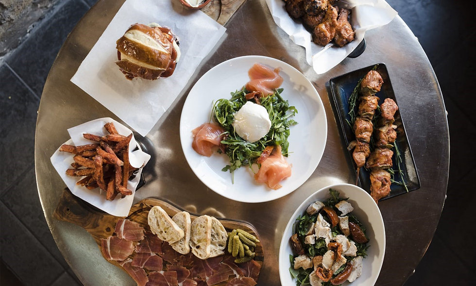 Brunch with Free Flowing Cocktails and Prosecco for Two at MAP Maison, London
