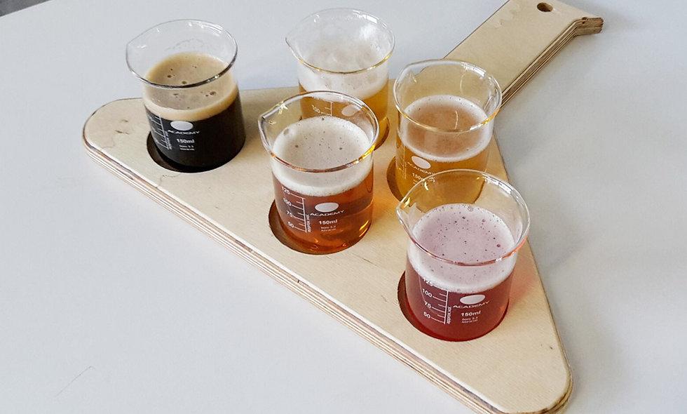 Taste Ten Craft Beers for Two at London Beer Lab