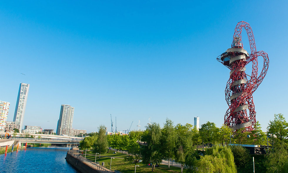 ArcelorMittal Orbit Skyline Views for Two Adults