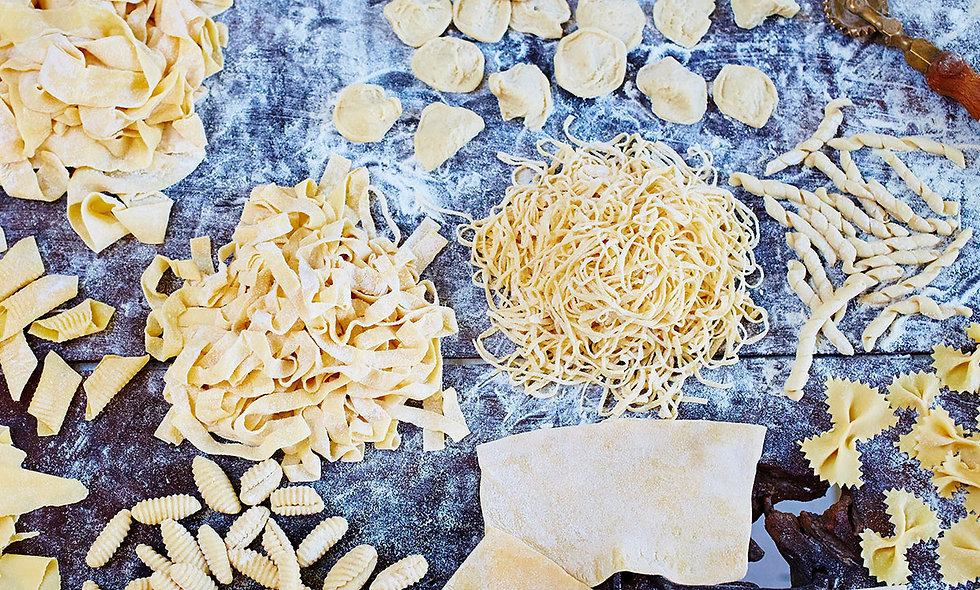 Pasta Master Class for Two at The Jamie Oliver Cookery School