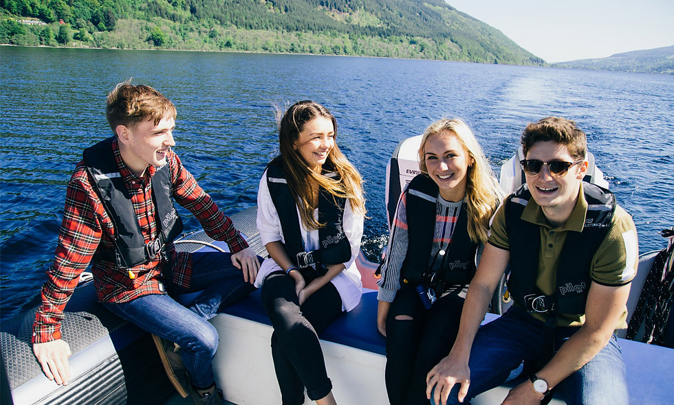 Loch Tay Sightseeing Cruise for Two, Perthshire