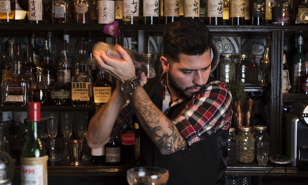 Gin Masterclass with Tastings for Two at MAP Maison, London