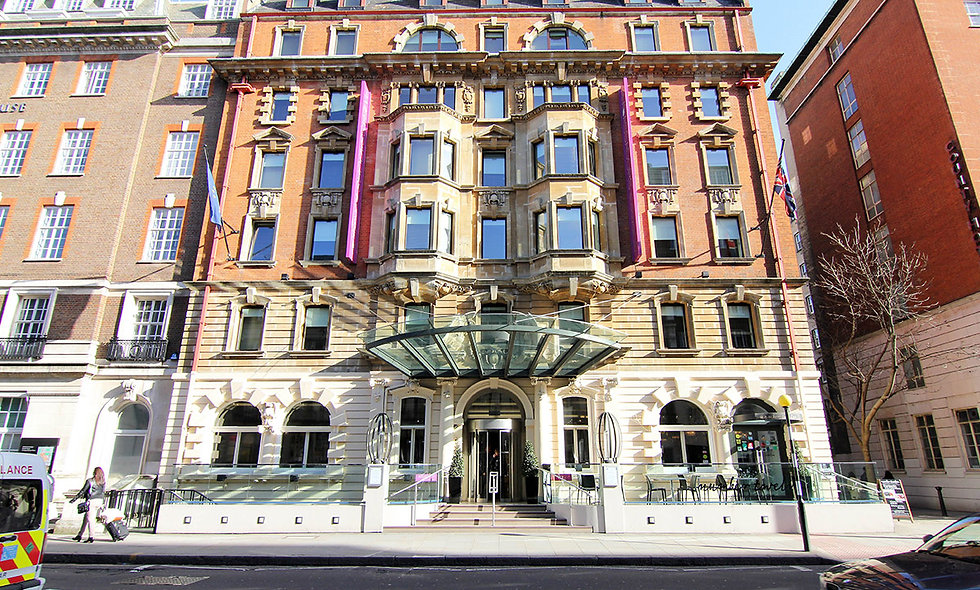 Sunday Night London Boutique Escape for Two at Ambassadors Bloomsbury
