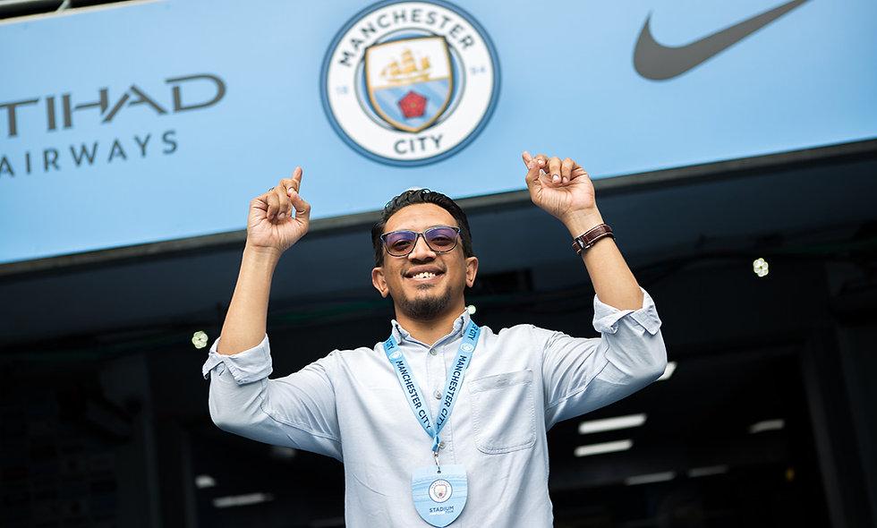 Manchester City Stadium and Football Academy Tour