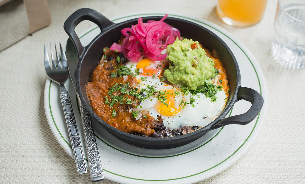 Three Course Sharing Mexican Brunch with Free Flowing Cocktails