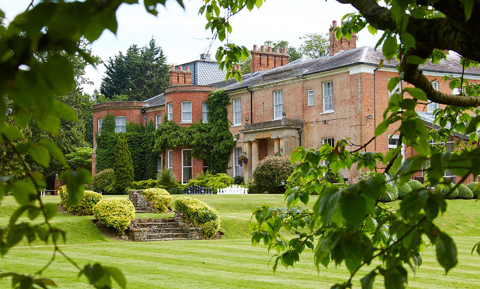 Two Night Break for Two at the Mercure Newbury Elcot Park