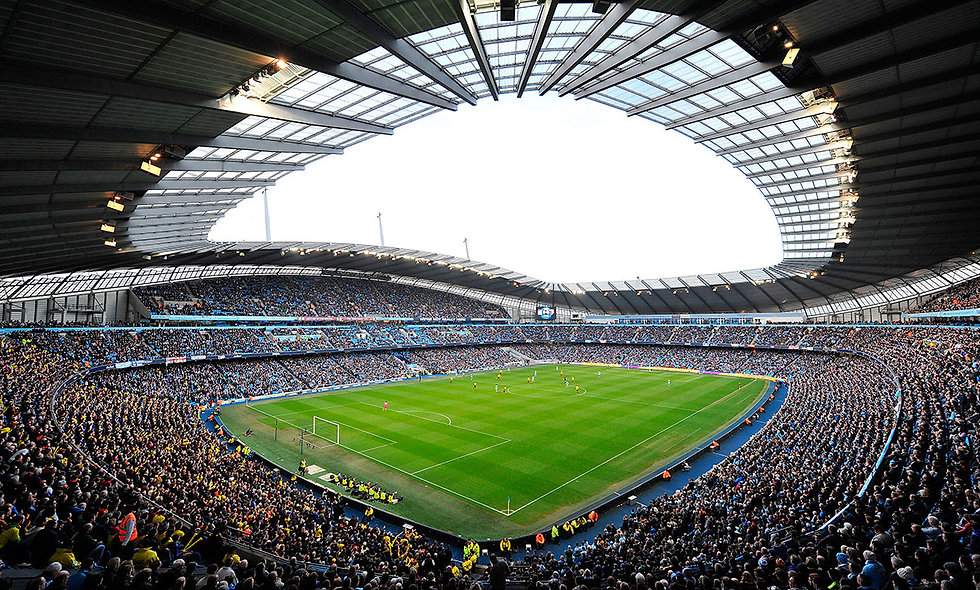 Manchester City Football Club Stadium Tour for Two
