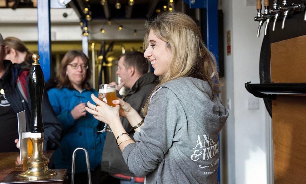 Bermondsey Beer Tasting Tour for Two