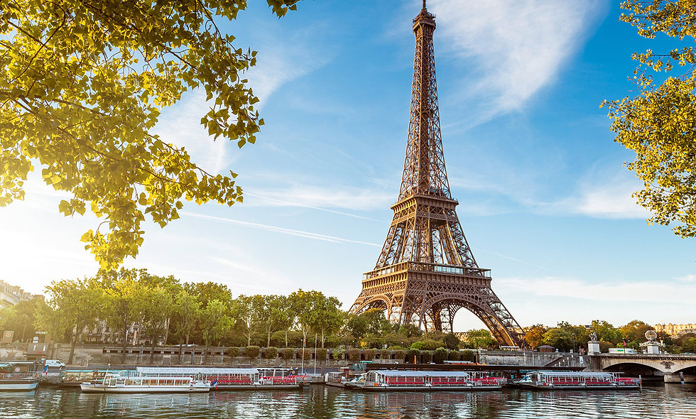 Luxury Paris Day Trip with Seine Cruise and Champagne
