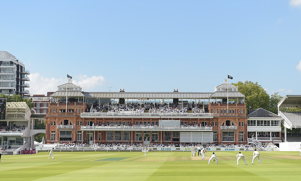 Middlesex Cricket Membership with Tour at Lords Cricket Ground