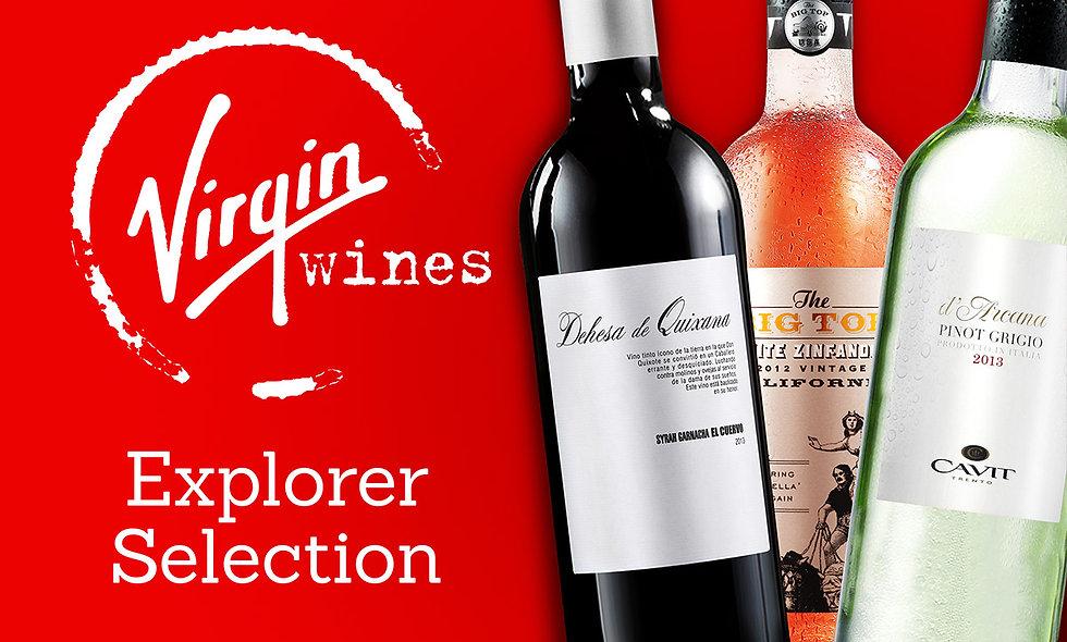 Virgin Wines Explorer Selection