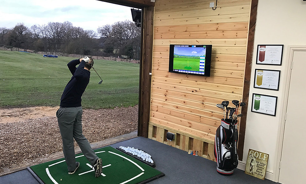 30 minute Golf Lesson with a PGA Professional at Blacknest