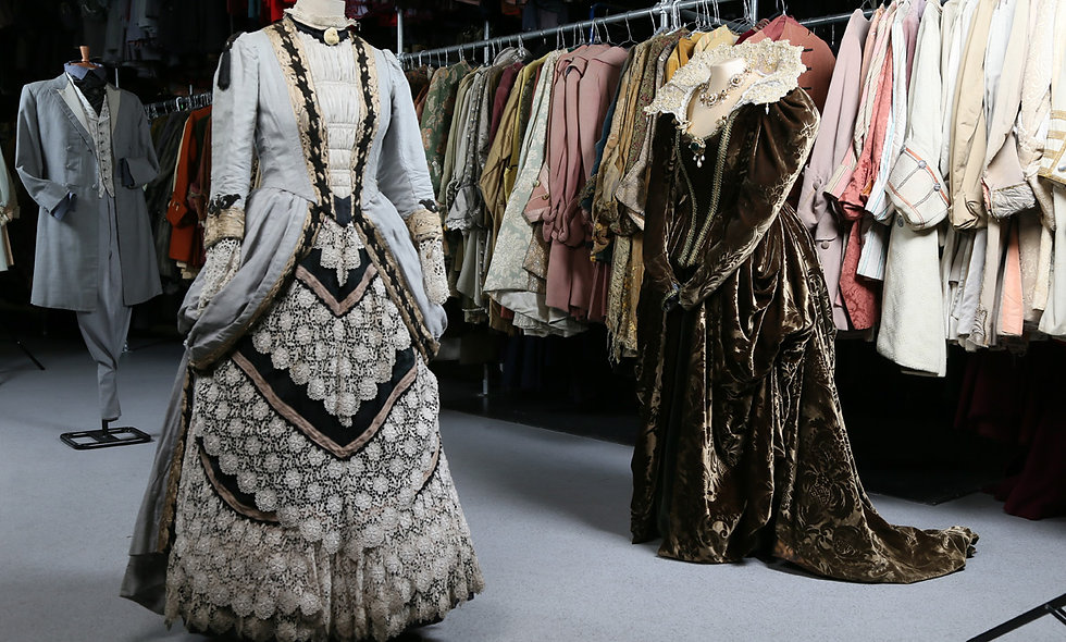 Behind the Seams Tour for Two at the Famous Angel Costumes