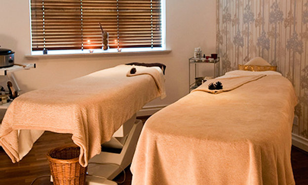 Schmoo Spa at Hilton Hotels Relaxation Day