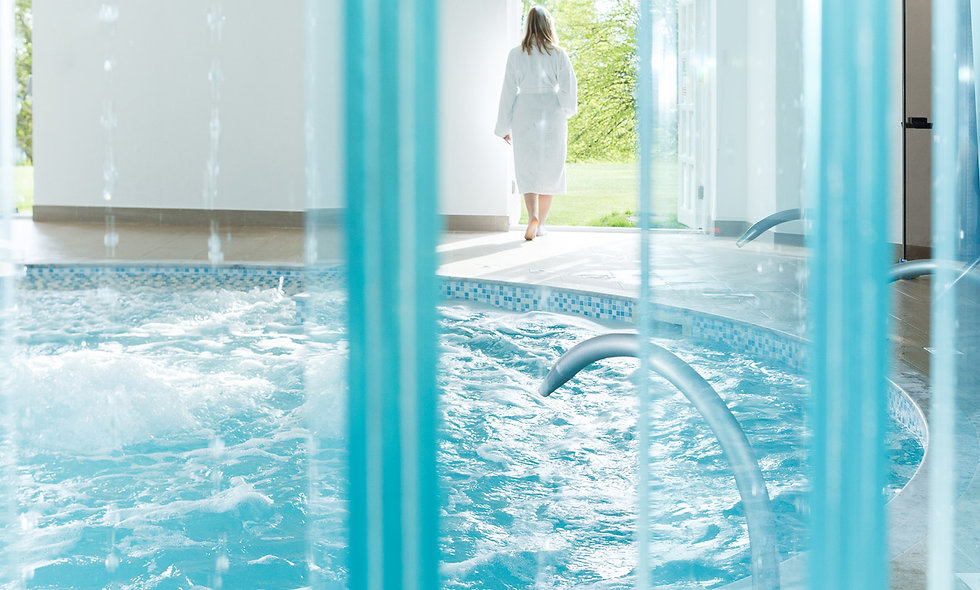 Champneys Luxury Spa Day with Two Treatments for Two