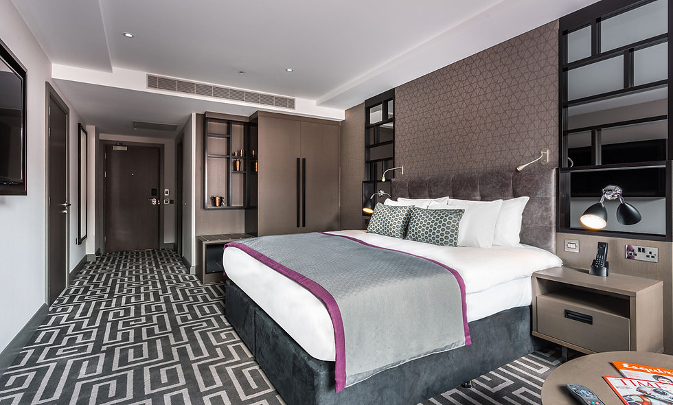 One Night London Break for Two at the 5* Courthouse Hotel