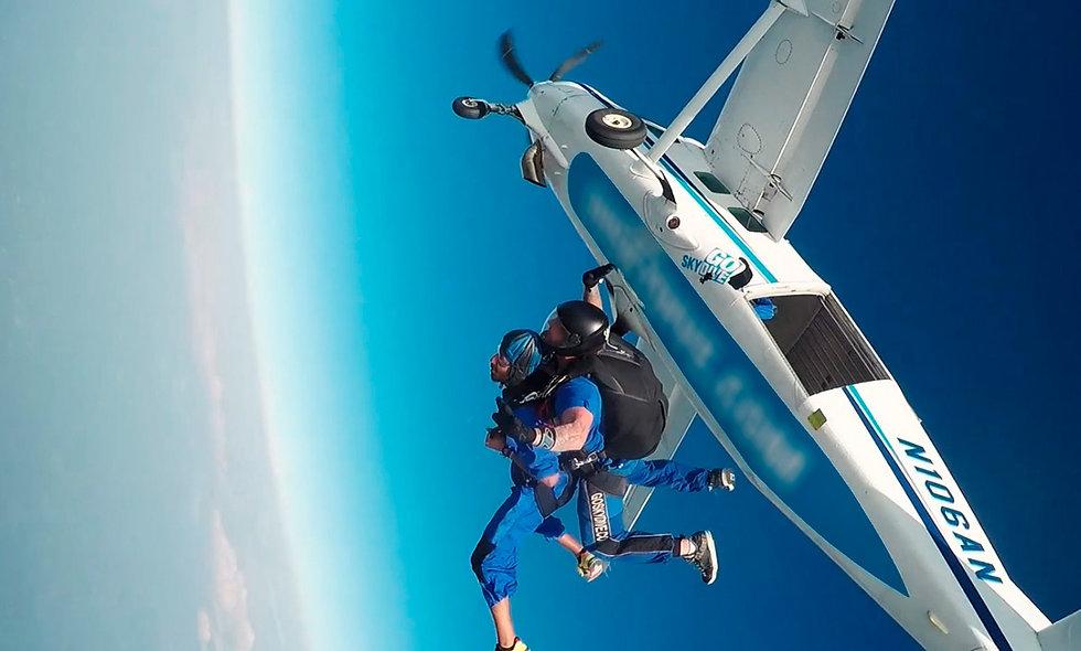15000ft Ultimate Tandem Skydive