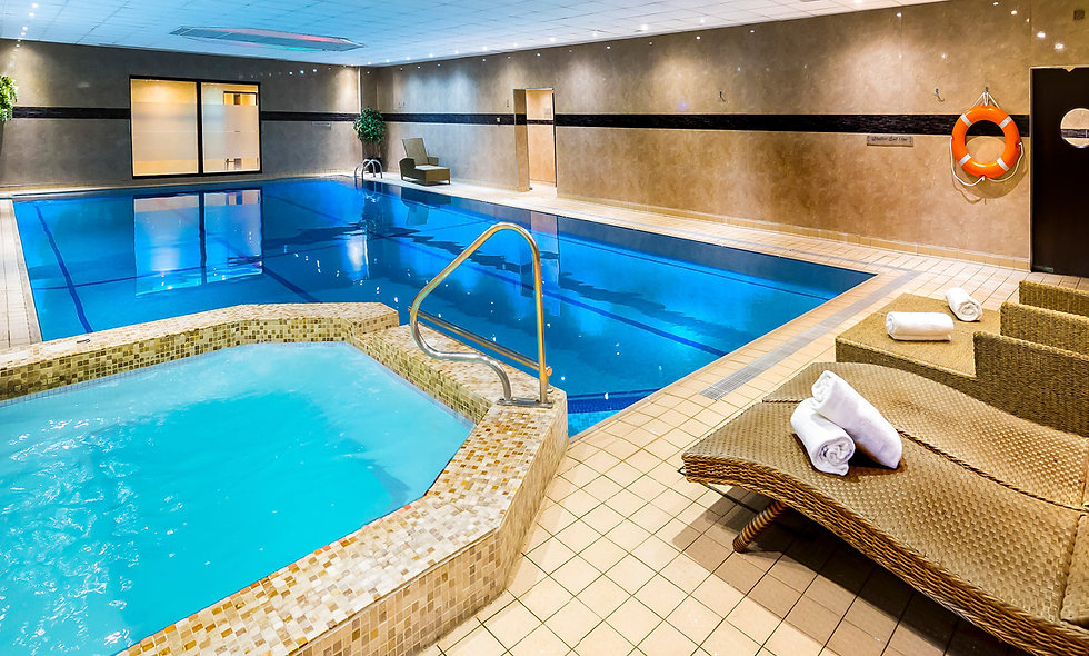 Seaside Unwind Spa Day with Treatments and Prosecco
