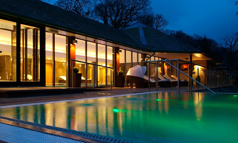 Serenity Spa Day with The Spa at Armathwaite Hall