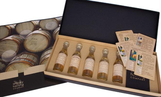 Regional Selection Single Malts Gift Set