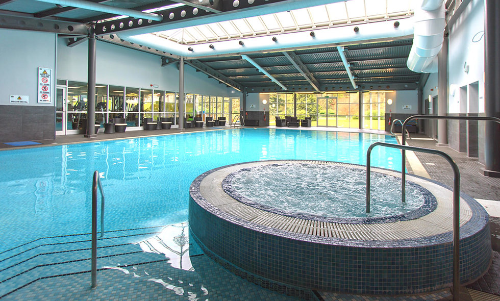 One Night Scottish Spa Break with Treatment and Dinner