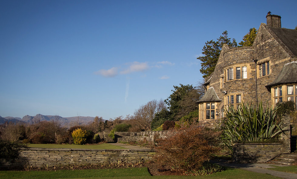 One Night Lake District Break for Two at Cragwood Country Hotel