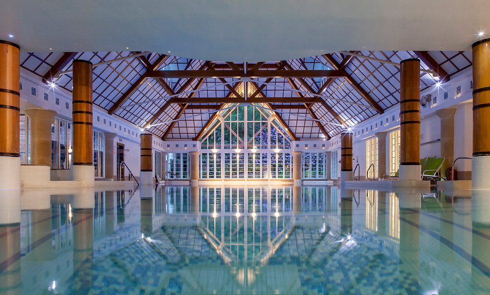 Champneys Essential Spa Day with Lunch for Two at Forest Mere