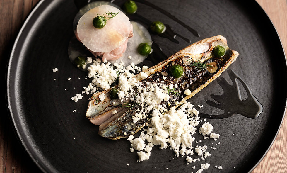 Three Course Dinner with Prosecco for Two at Hawkyns by Atul Kochar