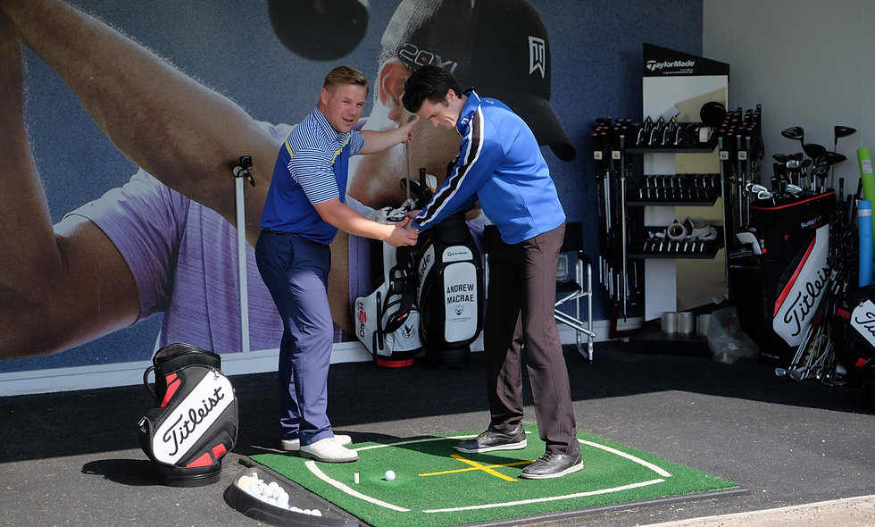 One Hour Golf Lesson with a PGA Professional