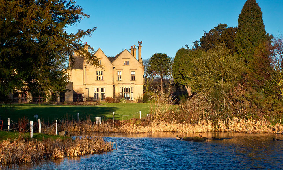 Deluxe Afternoon Tea for Two at Bagden Hall Hotel