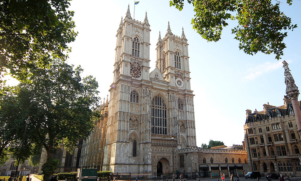 Visit to Westminster Abbey and Thames Sightseeing Cruise for Two