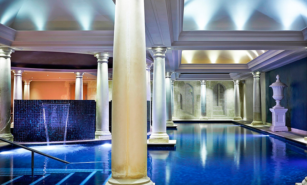 Express Spa Day for One at Alexander House Hotel