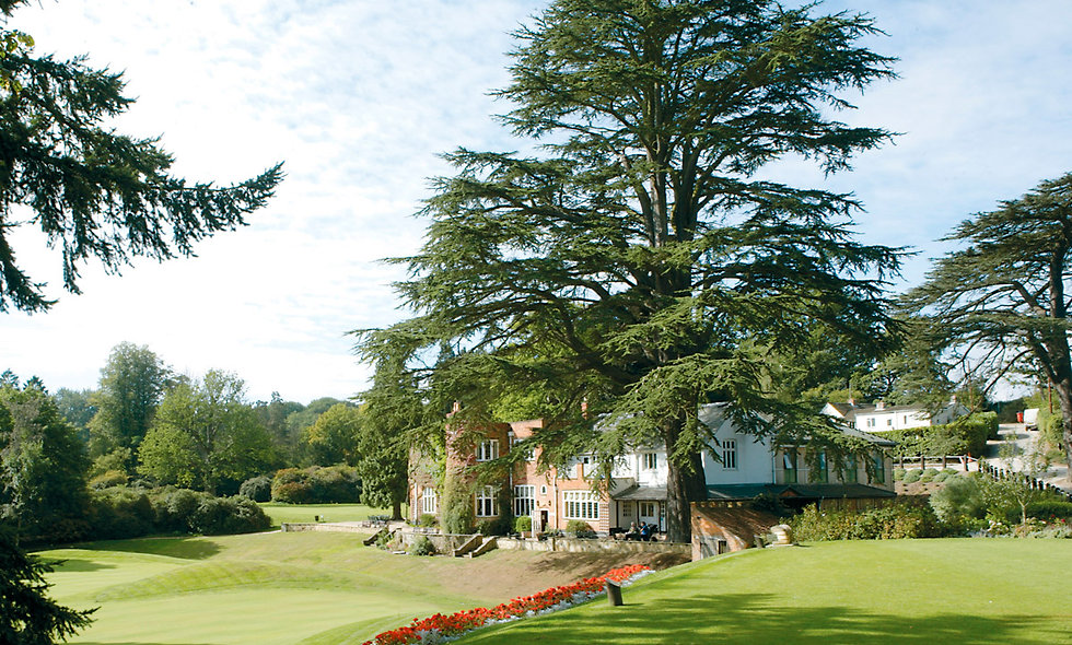 Deluxe One Night Spa Break with Dinner for Two at Donnington Valley Hotel