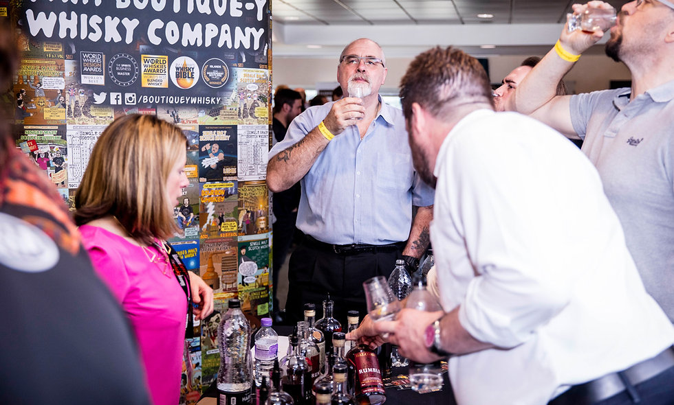 London Whisky Festival 2019 for Two with The Whisky Festival