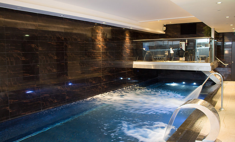 Relaxation Spa Day with Treatment for Two at Doubletree by Hilton, Liverpool