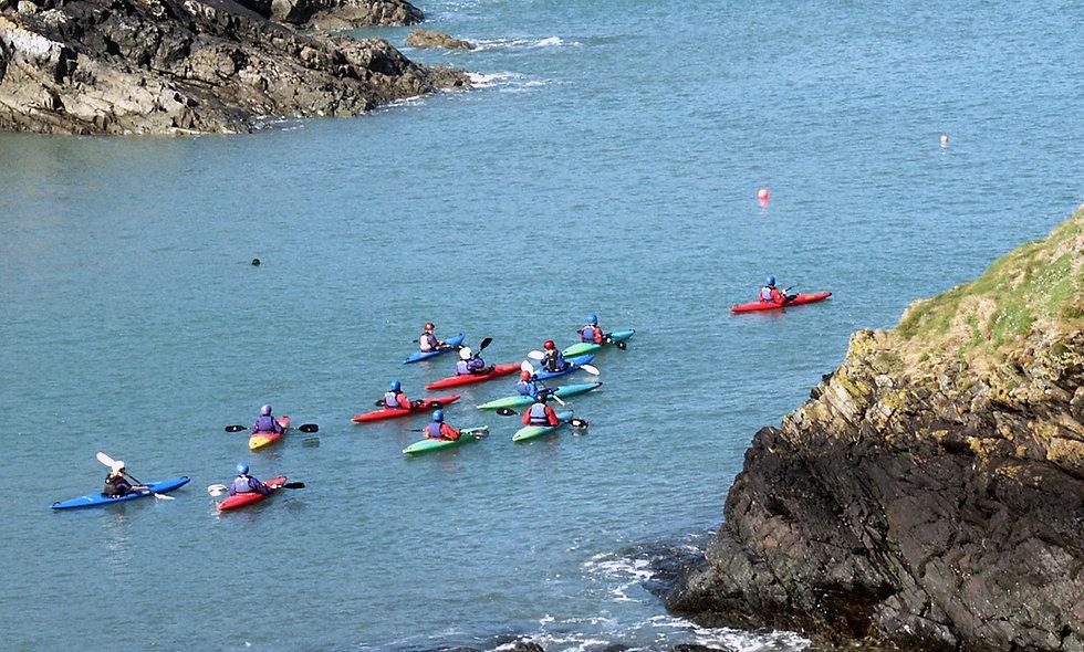 Sea Kayaking Coastal Adventure for Two