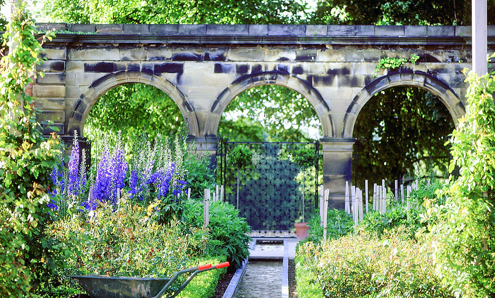 The Alnwick Garden Membership with Afternoon Tea f