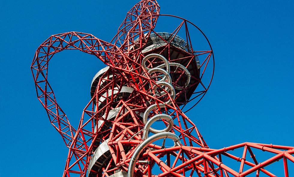 The ArcelorMittal Orbit Skyline Views for Two with Prosecco