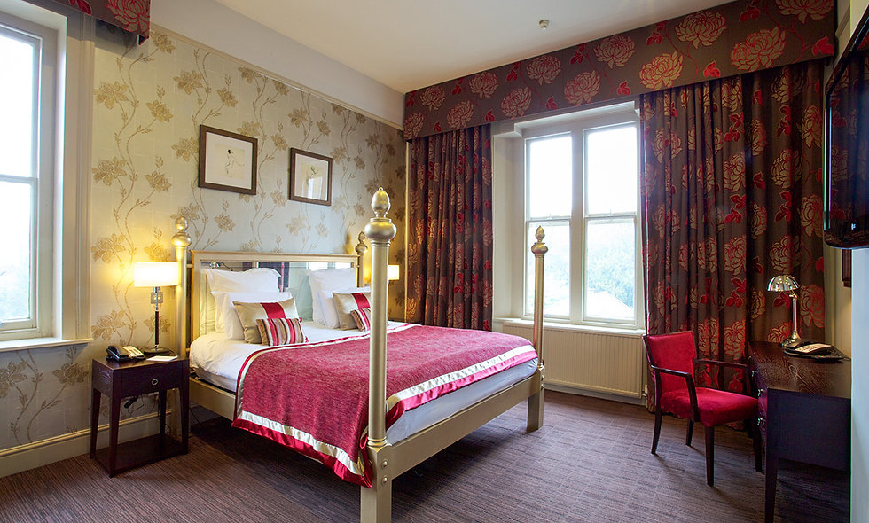 One Night Break for Two at The Coulsdon Manor Hotel