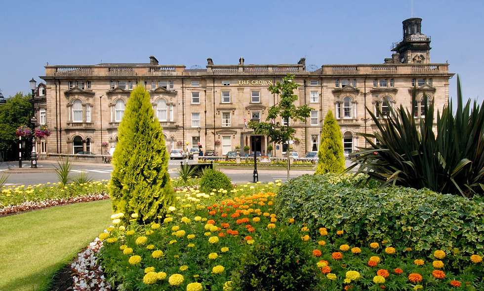 One Night Harrogate Break at The Crown Hotel and Yorkshire Food Tour