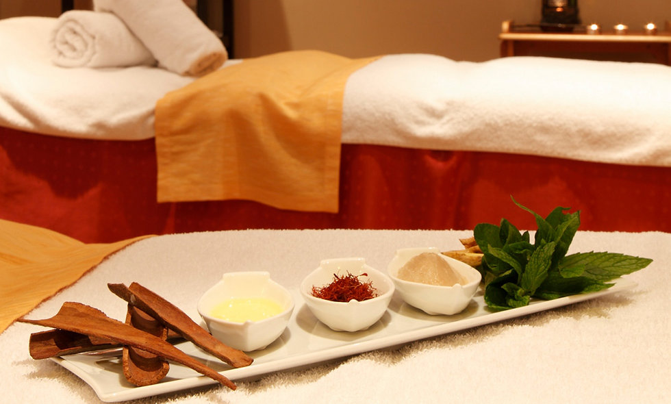 Pure Heaven at Sanook Spa with Treatment and Afternoon Tea